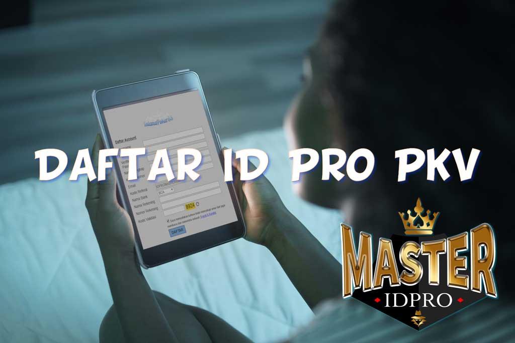 Daftar ID Pro PkV Games (PokerV) Gratis dan Manjur