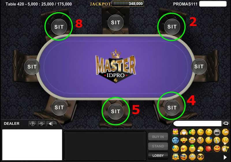Tips Poker Online PkV