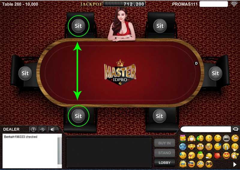 Tips Poker Online PkV Menggunakan Akun ID Pro | ID Pro Master
